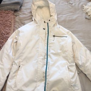 Women's medium Roxy ski coat